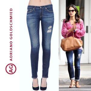 7306 AG Adriano Goldschmied Skinny Jeans Size 27